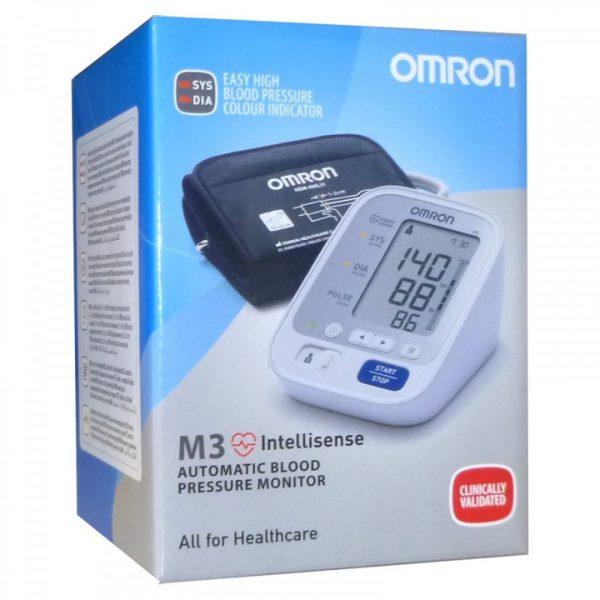 omron m3 e1580298720130 فشارسنج دیجیتال بازویی امرن M3
