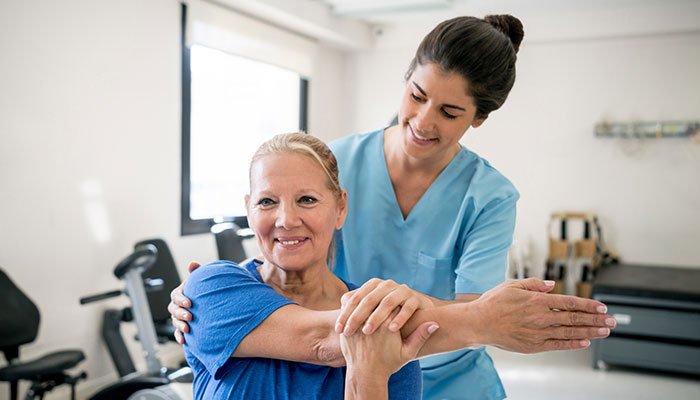ورزش دست بعد از عمل ماستکتومی