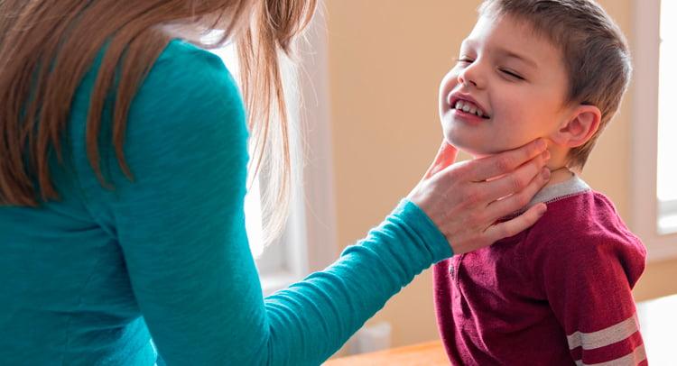 thyroid disorders in children lg