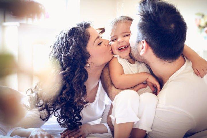 رابطه والدین و بچه ها