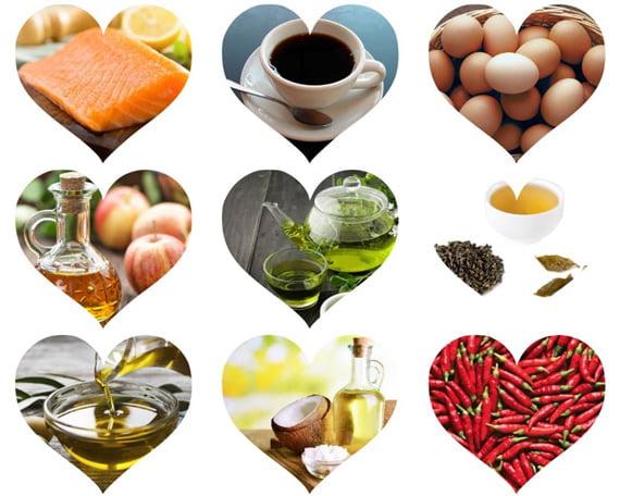 9 خوراکی برای چربی سوزی و لاغری سریع