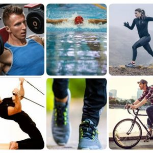 لاغری سریع با 6 ورزش