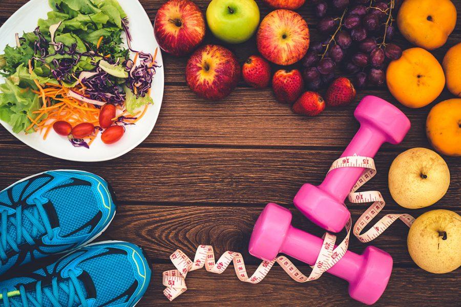 کاهش وزن و لاغری سریع در یک هفته