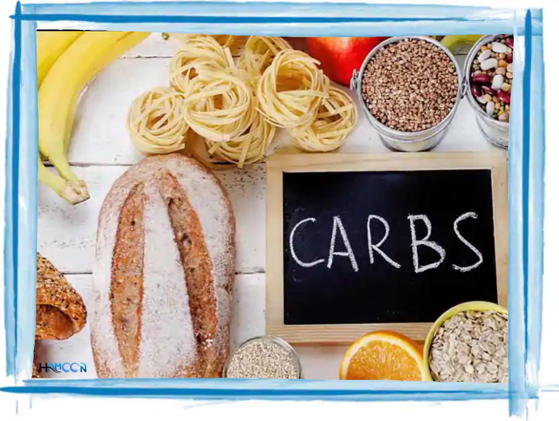 carbs لاغری سریع