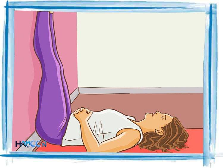 پا درمان واریس با ورزش