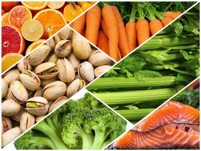 فشار خون بالا و خوراکی ها