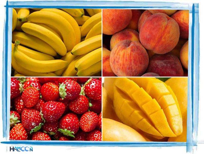 کودک نوپا و میوه