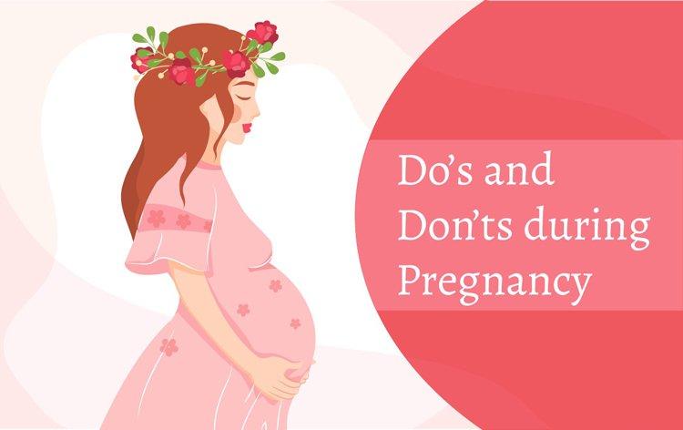 بایدها و نبایدهای بارداری
