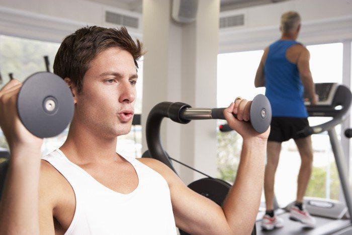 خستگی عضلات بعد از ورزش