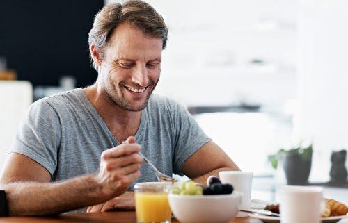مواد مغذی برای سلامتی مردان