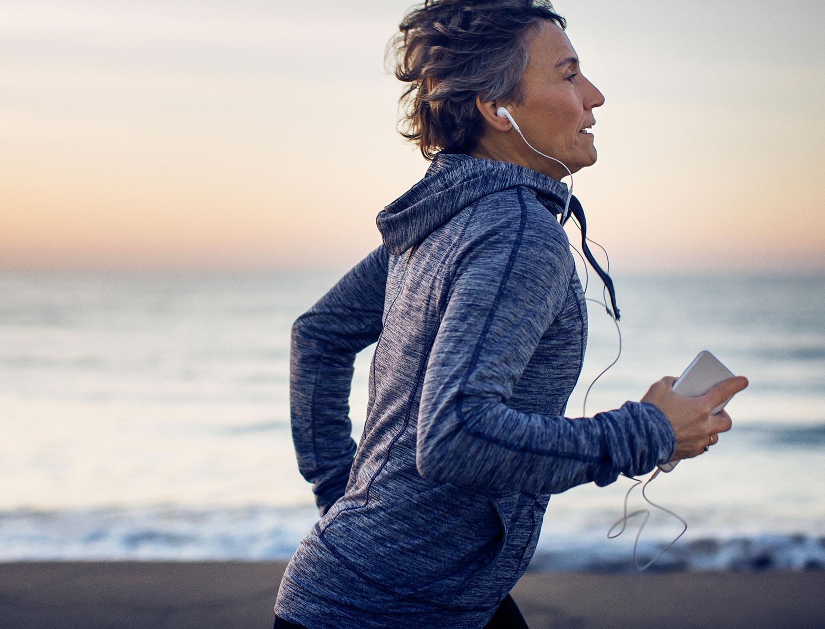 تاثیر ورزش بری سن بیولوژیکی