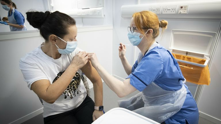 سطح ایمنی واکسن