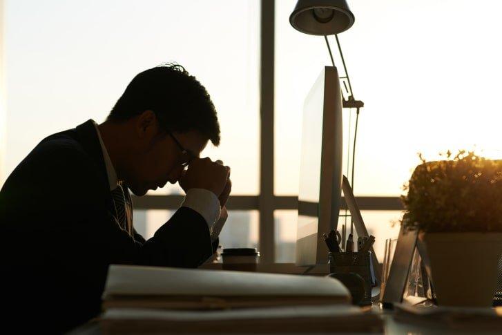 افسردگی کاری و علائم آن