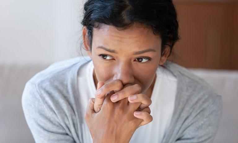 انواع اختلال اضطراب