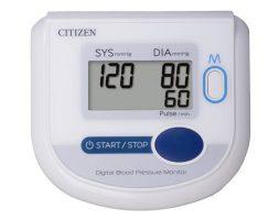 فشار سنج بازویی دیجیتال citizen مدل CH-453 ACقابل نصب به آداپتور