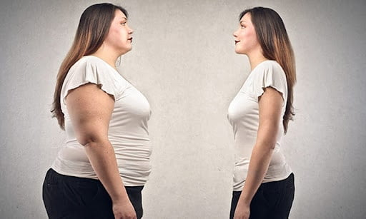 تفاوت بین چاقی و اضافه وزن